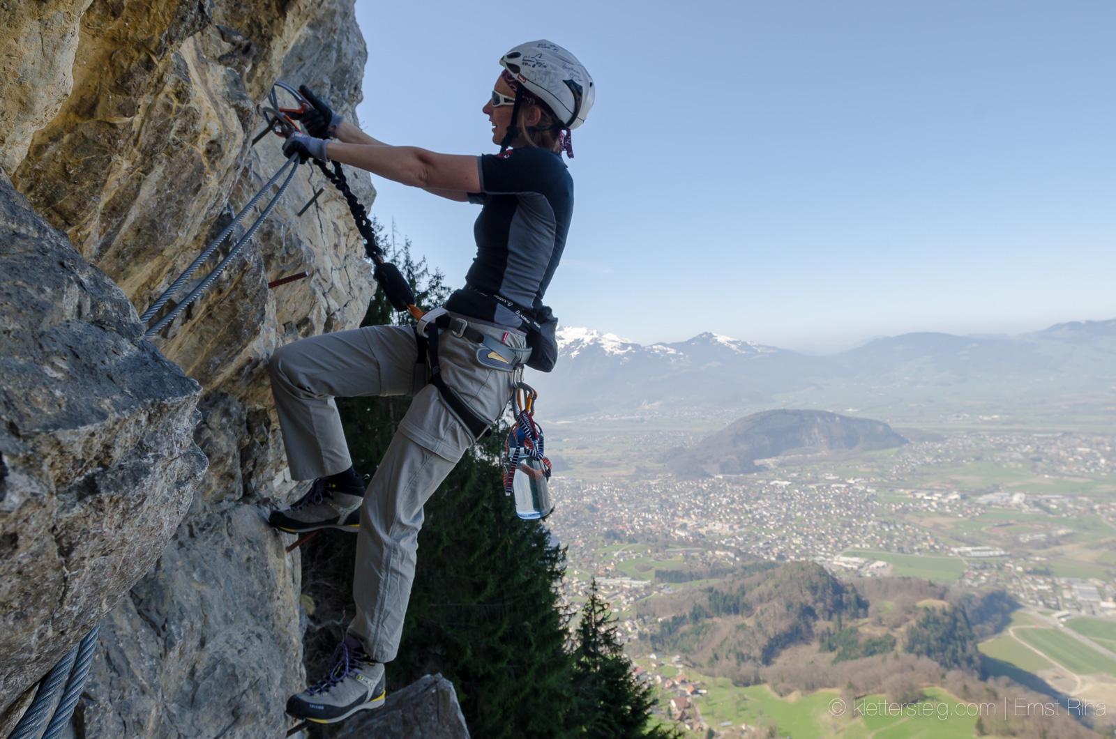 Kapf Kessi Klettersteig
